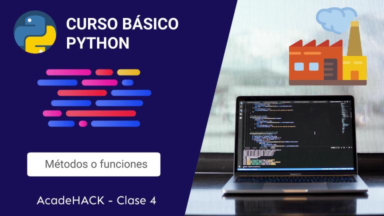 Cómo programar en Python   Lección 4 – Funciones