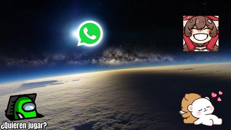 Cómo descargar stickers para whatsapp en android e ios